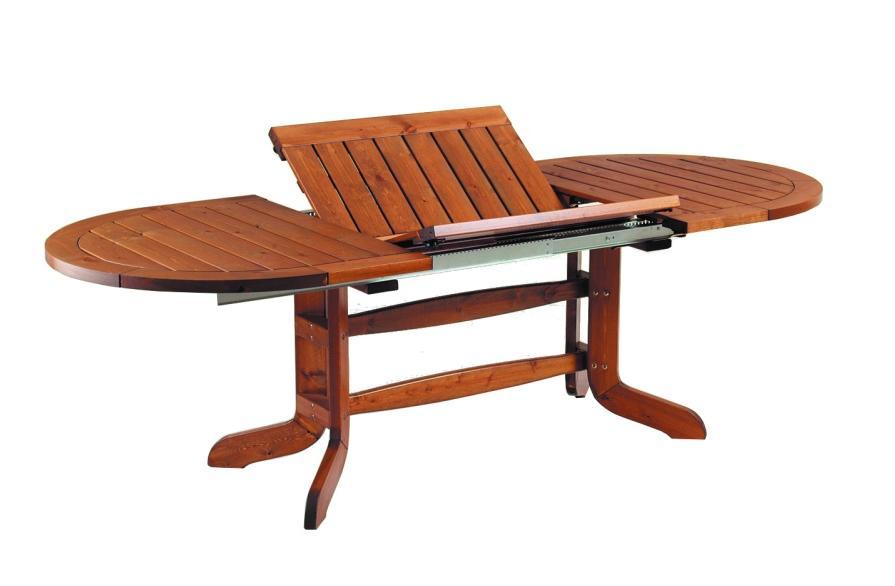 Стол из сосны Solhaga