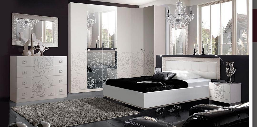 Спальня Роза №1