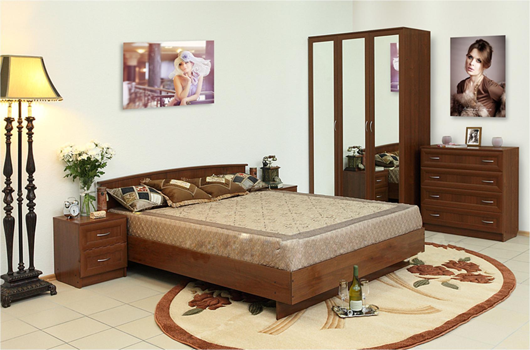 Спальня Светлана-М10 спальня светлана 2