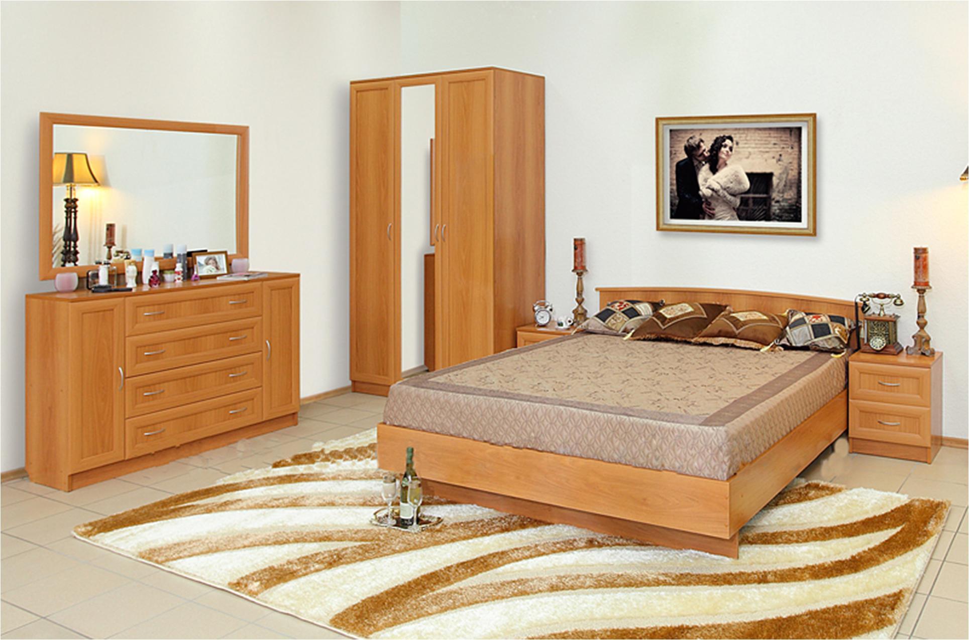Спальня Светлана-М11 Mebelus