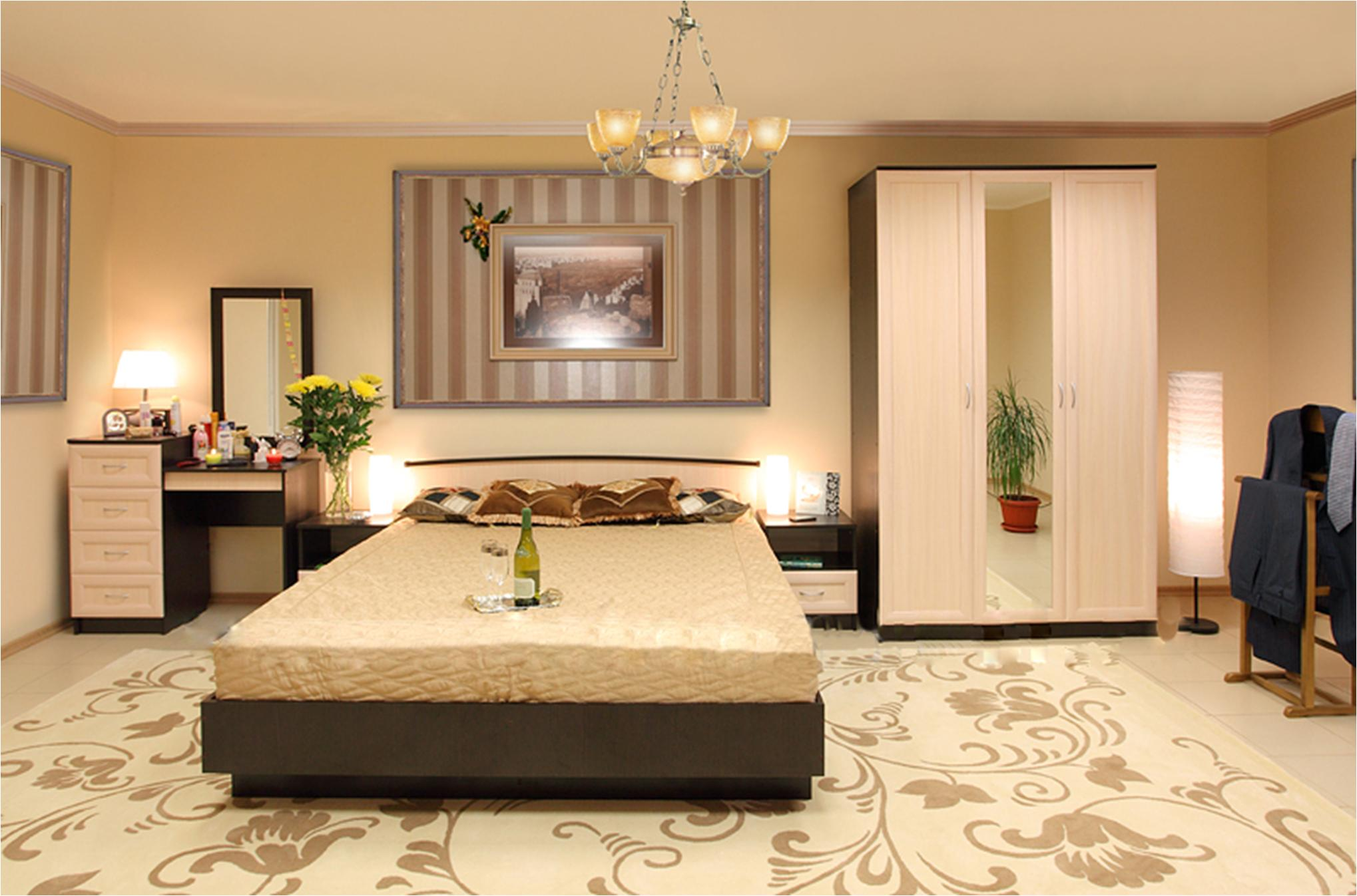 Спальня Светлана-М5 Mebelus