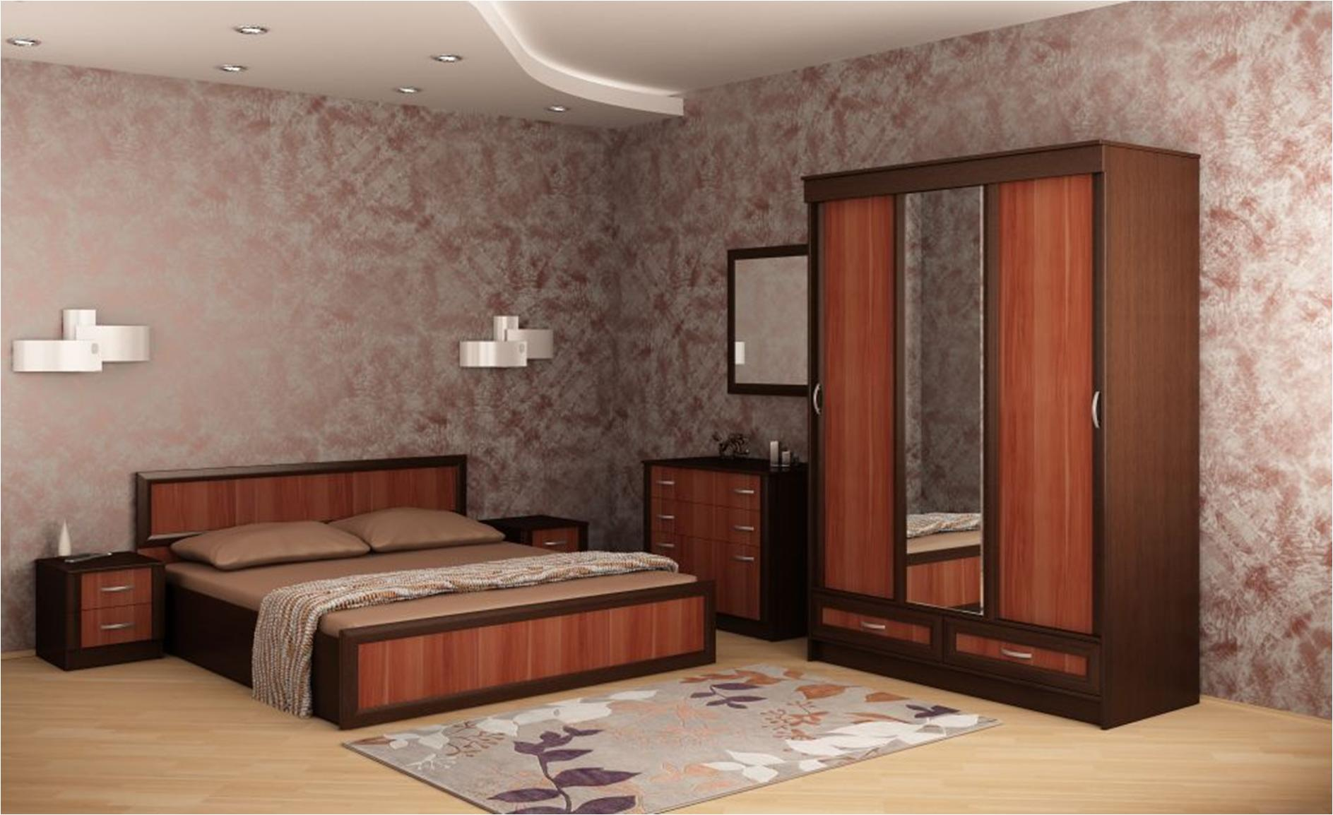 Спальня Валерия-11 Mebelus