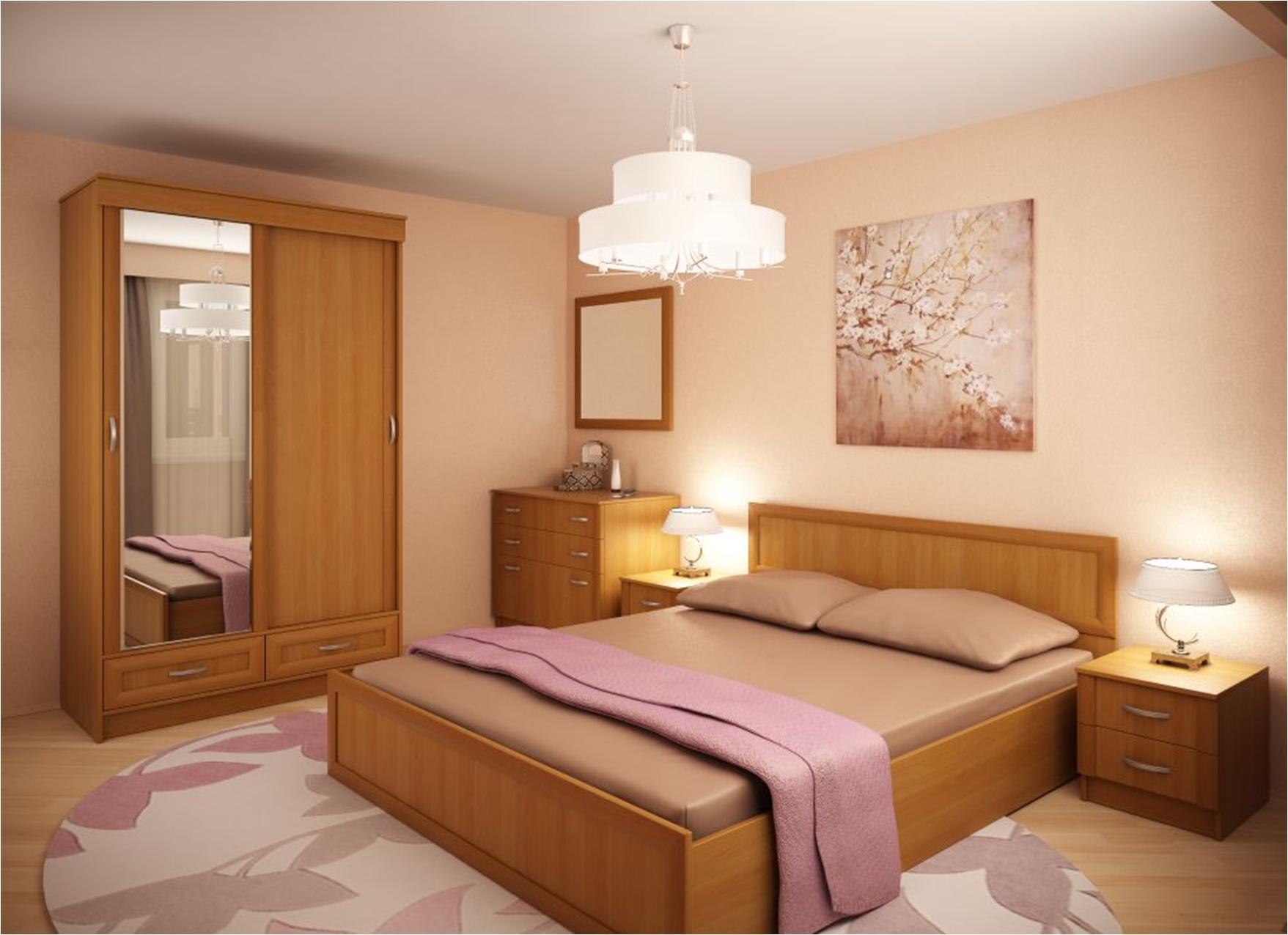 Спальня Валерия-7 Mebelus