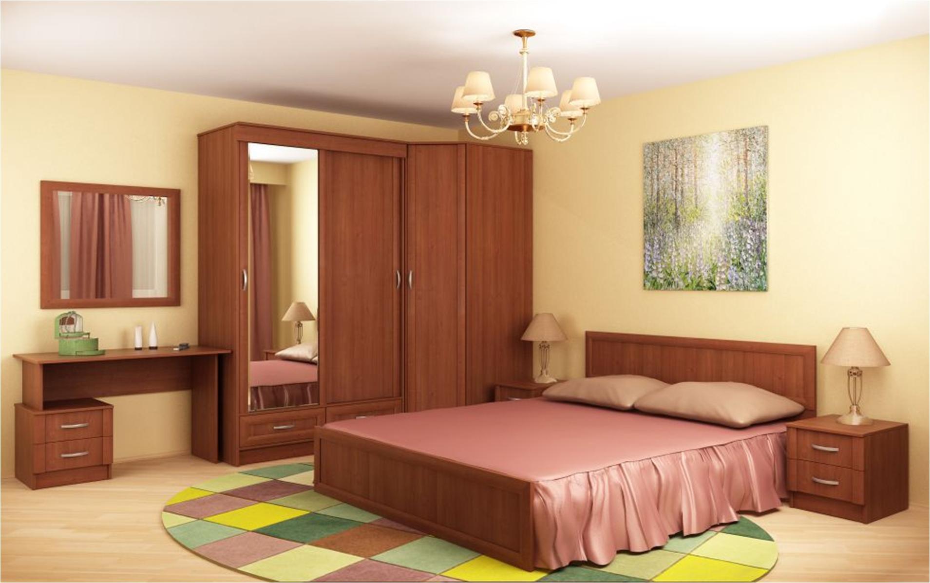 Спальня Валерия-8 Mebelus