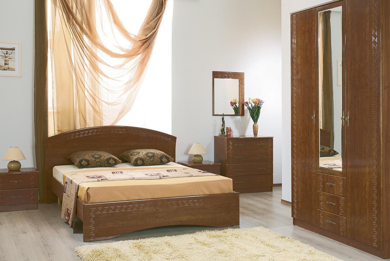 Модульная спальня Греция сильва шкаф платяной фиджи нм 014 01 рz