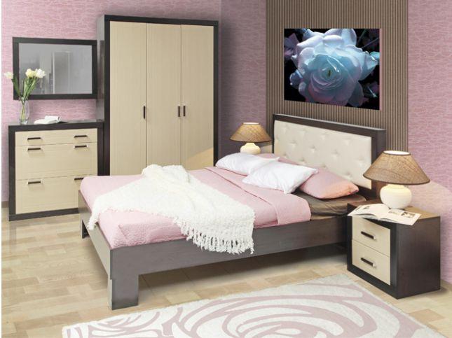 Спальня Венеция венеция сб 1292 1 кровать 1600