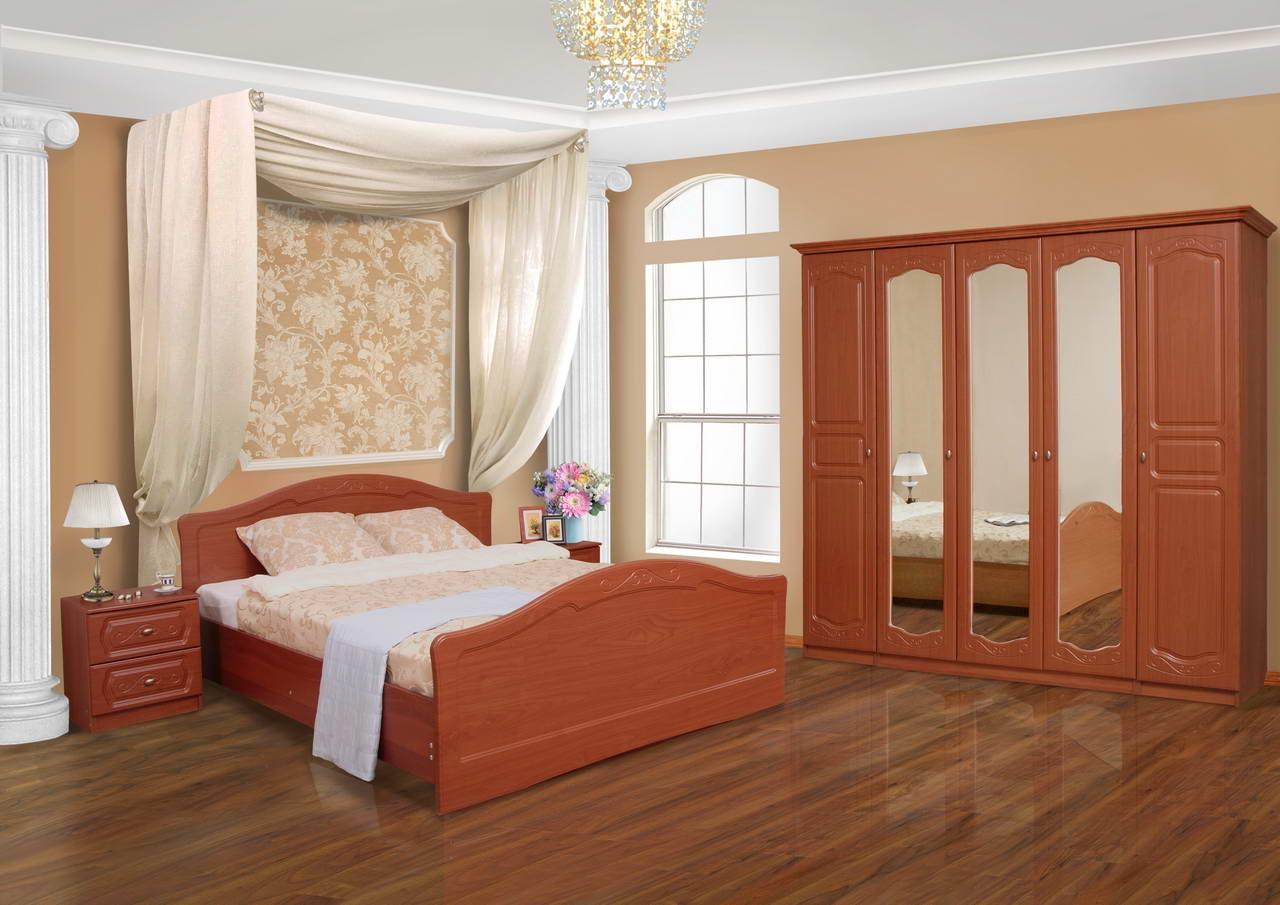 Спальня Аурелия-3 шкаф для одежды ш 14 э