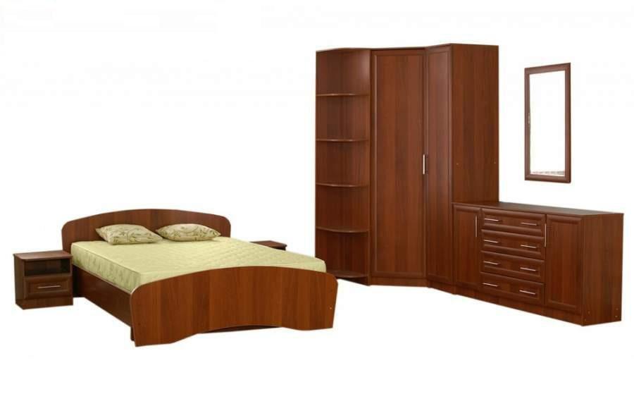 Модульная спальня Даша-1 модульная спальня даша 2