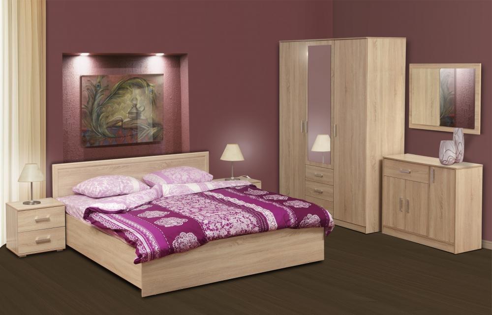 Модульная спальня Фриз-2 модульная спальня магия комплектация 2