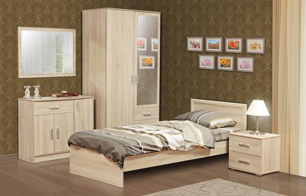 Модульная спальня Фриз
