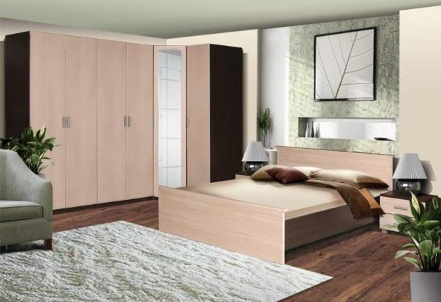 Спальня Милена-2 шкаф good 2