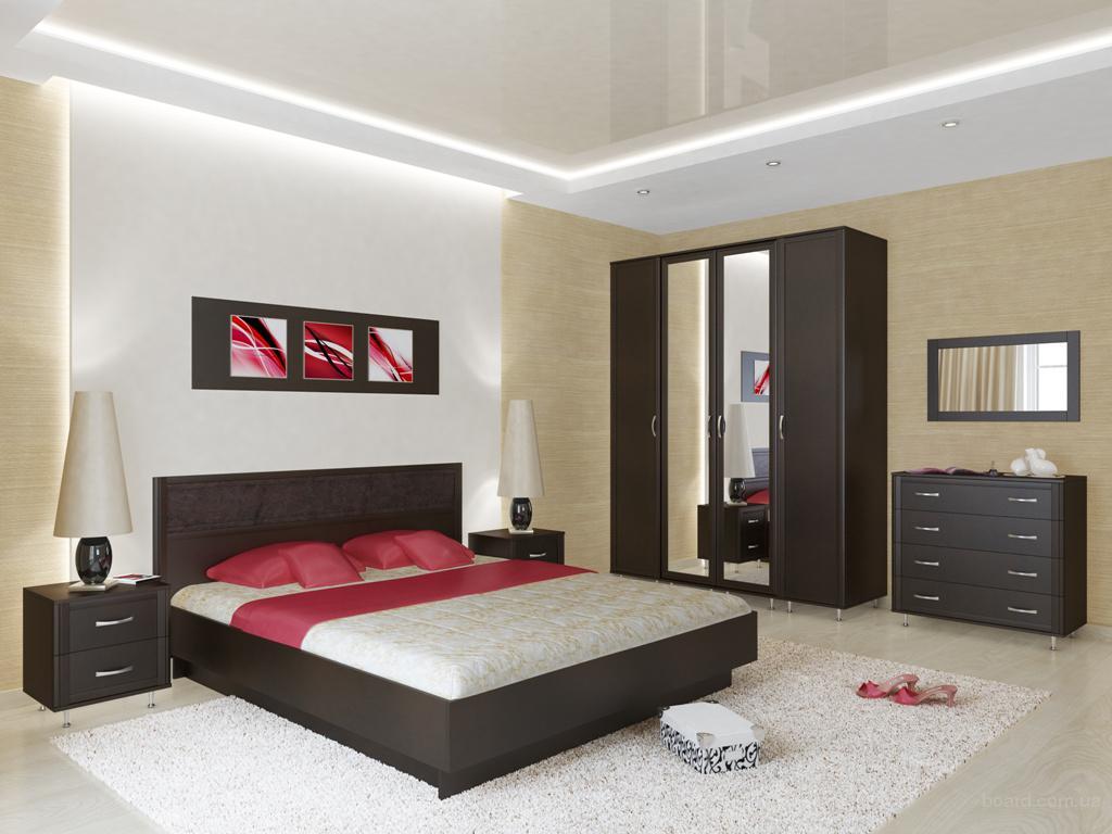 Спальный гарнитур амели (комплектация 1) интед купить в инте.