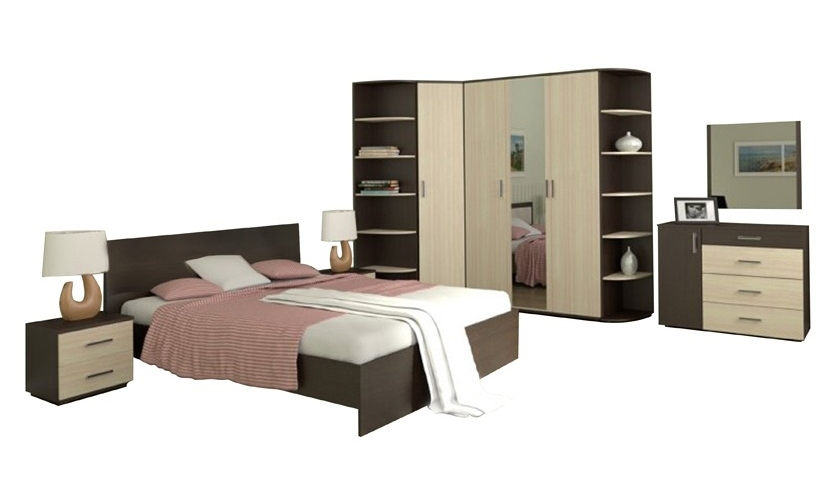 Спальня Светлана-32 Mebelus