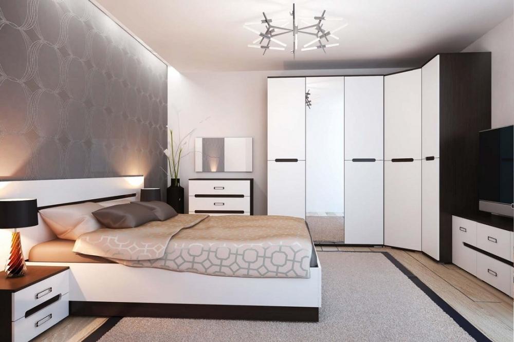 Модульная спальня Вегас-1
