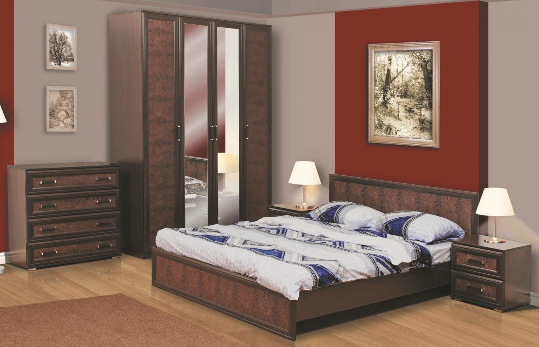 Спальня Волжанка Олмеко