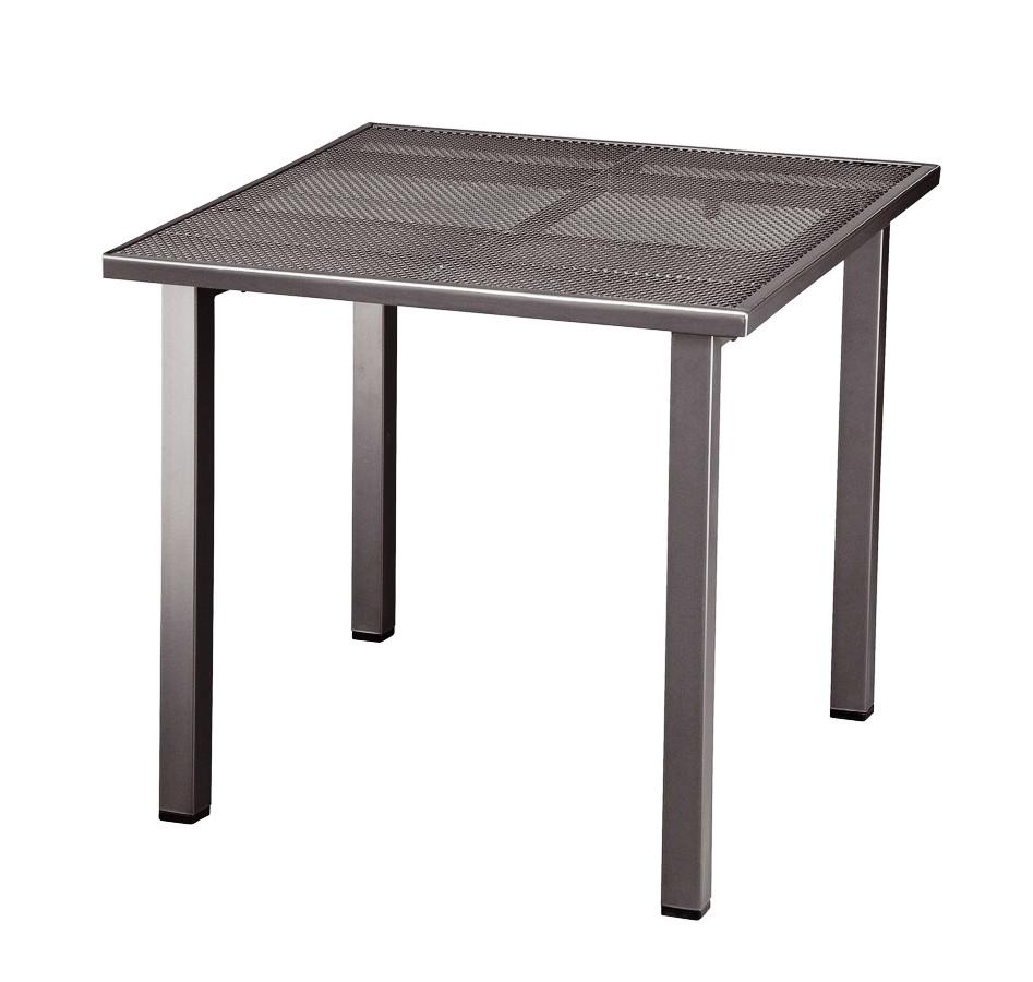Стол металлический (100x100) Kettler