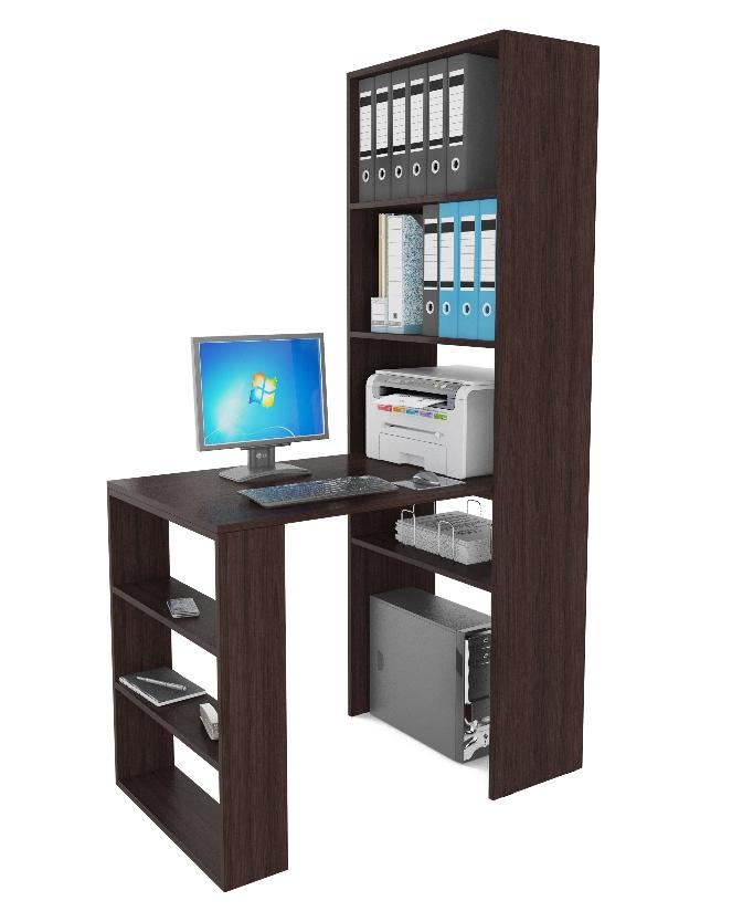 Подробнее о Стол-стеллаж Рикс 4+Рикс 5 стол стеллаж рикс 1 рикс 6