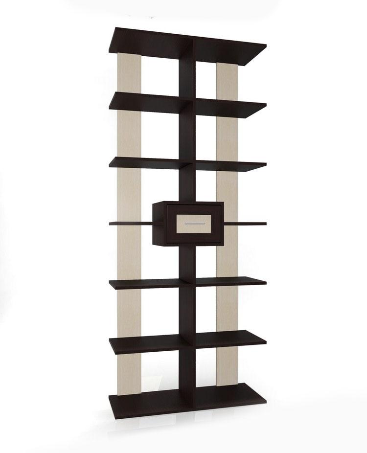 Стеллаж Мебелайн - 2 стенка мебелайн 5