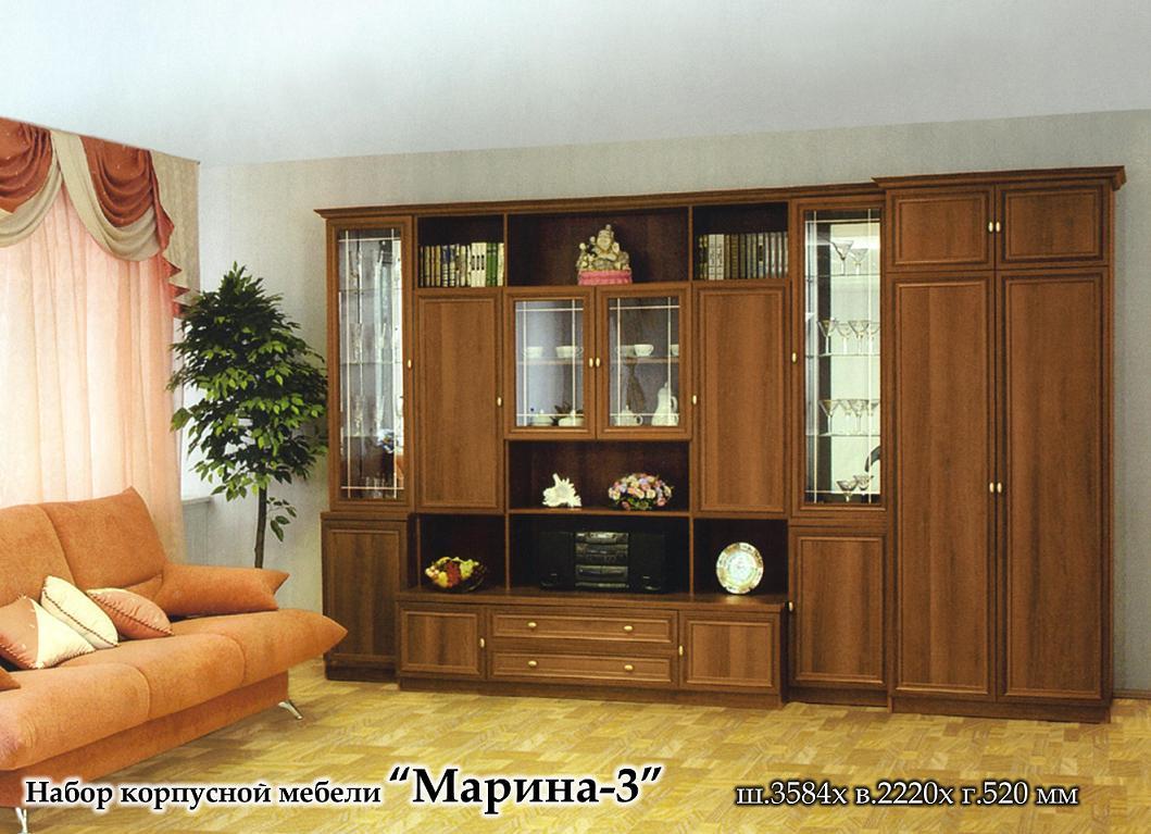 Подробнее о Стенка Марина-3 стенка марина 3
