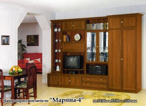 Стенка Марина-4