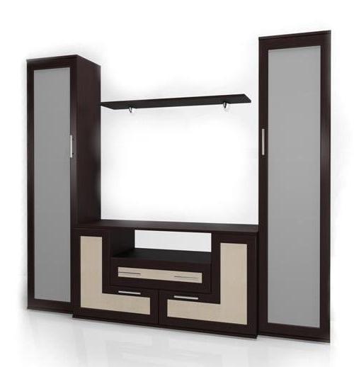 Стенка Мебелайн-6 стенка для гостиной гранд кволити стенка горка джордан 6 559