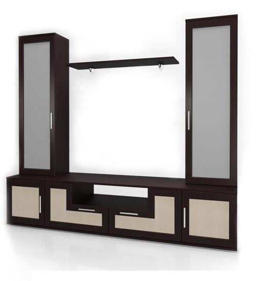 Стенка Мебелайн-8 стенка мебелайн 5