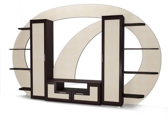 Стенка Мебелайн-12 стенка мебелайн 5
