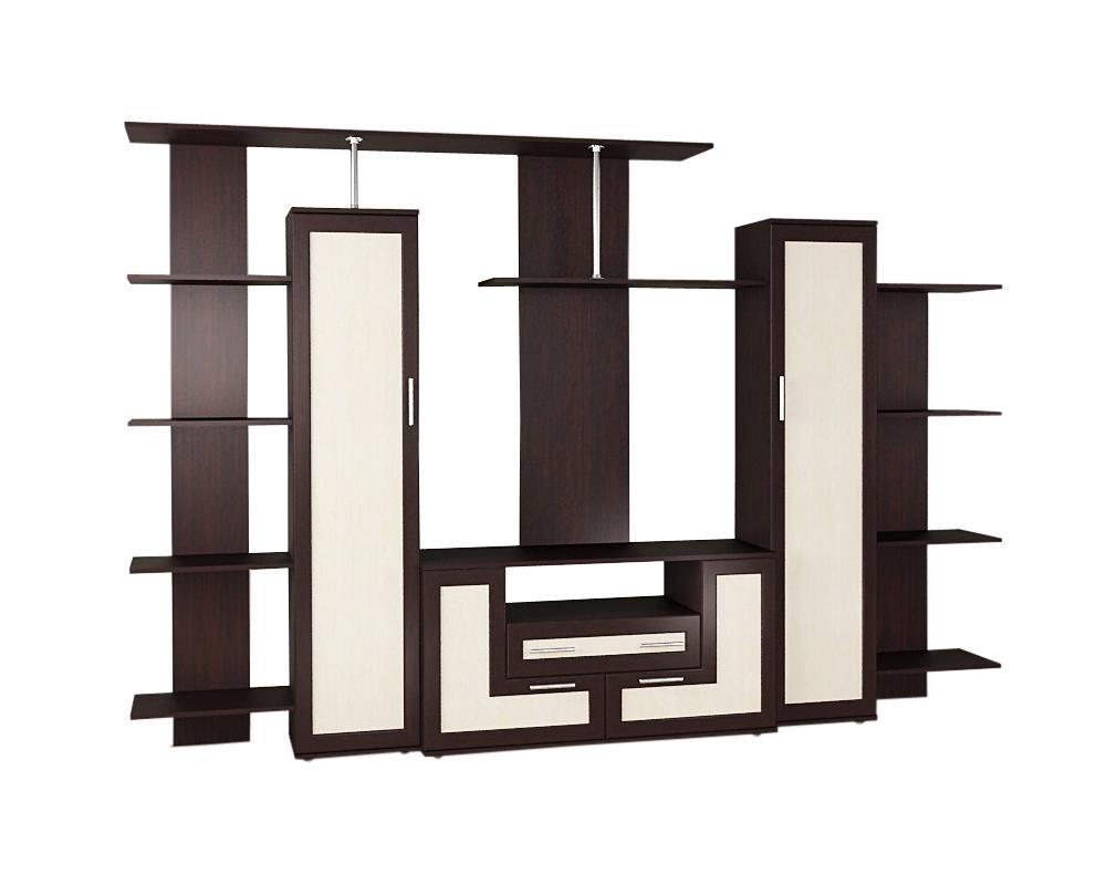 Стенка Мебелайн-3 стенка мебелайн 18