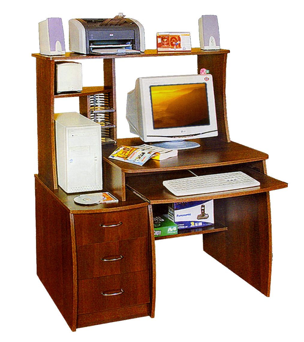 Стол для компьютера Mebelus 15679848 от mebel-top.ru