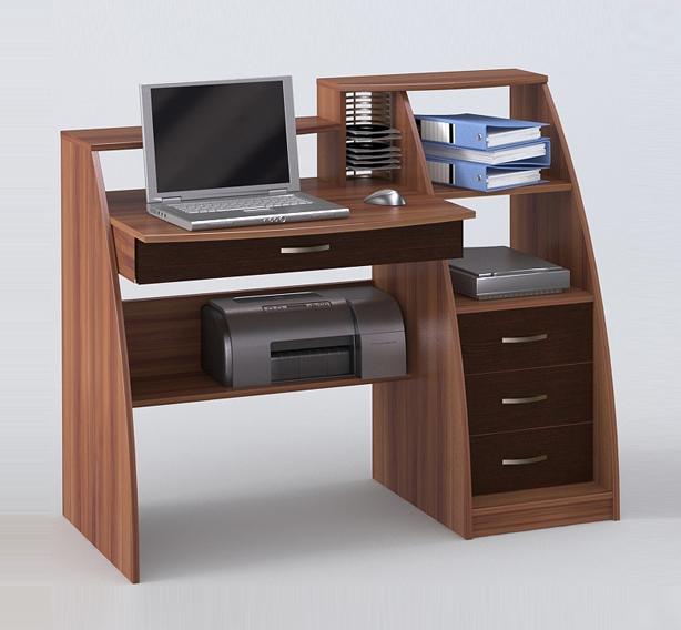 Компьютерный стол СК-3 ДИК
