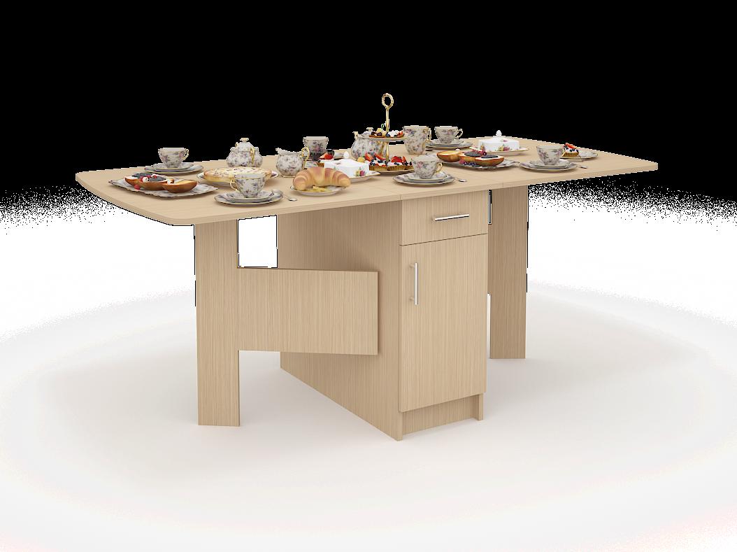 круглый стол из дерева ручной работы