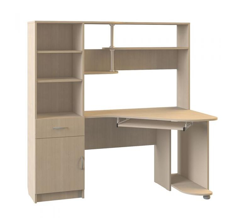 Компьютерный стол Комфорт 8 СК nik by goergo w15100609585