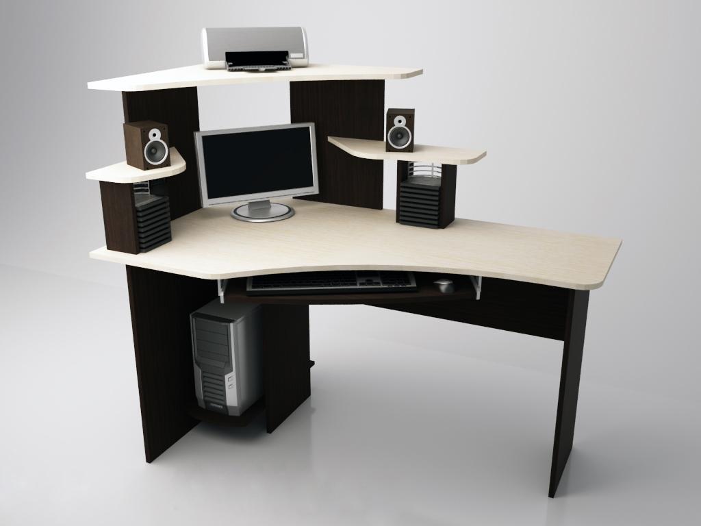 Компьютерный стол КС-1 компьютерный стол кс 20 16м3