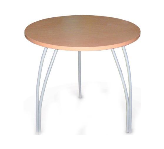 Стол обеденный круглый Премиум МК Премиум