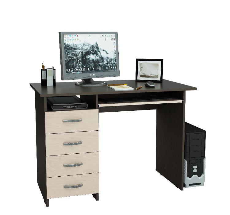 Компьютерный стол Милан-3 МФ Мастер