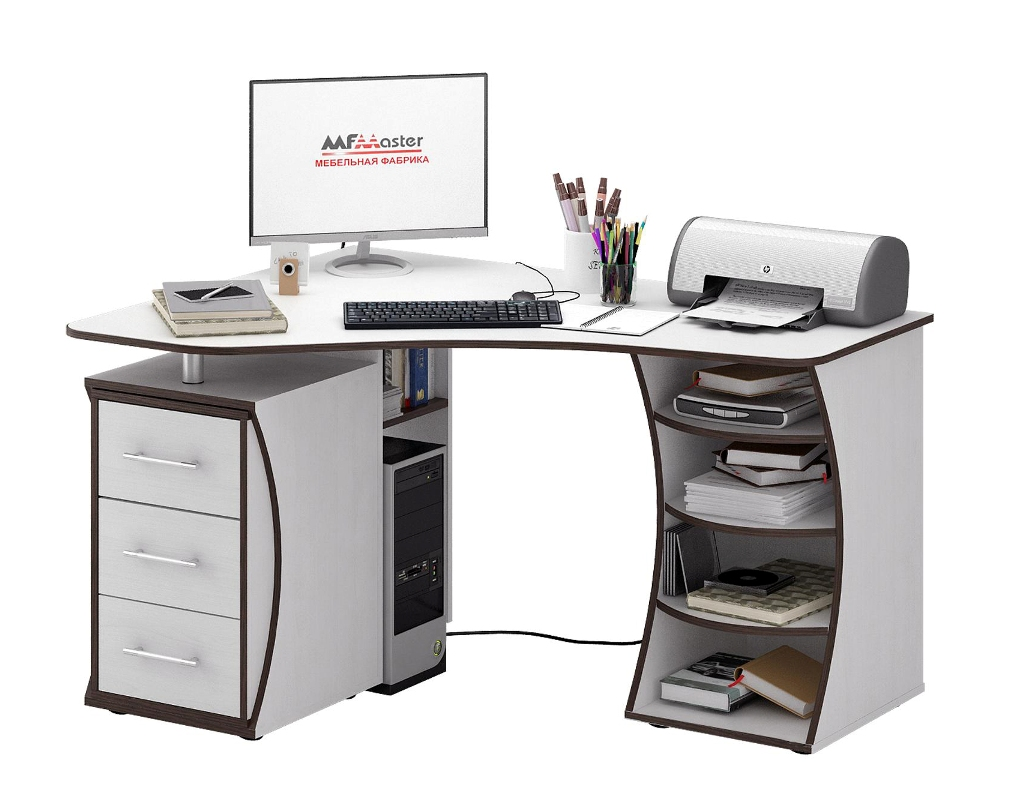 Стол угловой компьютерный Триан - 43 компьютерный стол кс 20 30