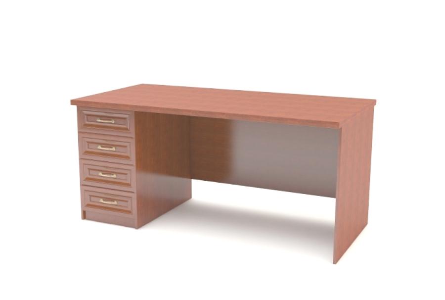 Стол письменный Премьер 1600 письменный стол кварт