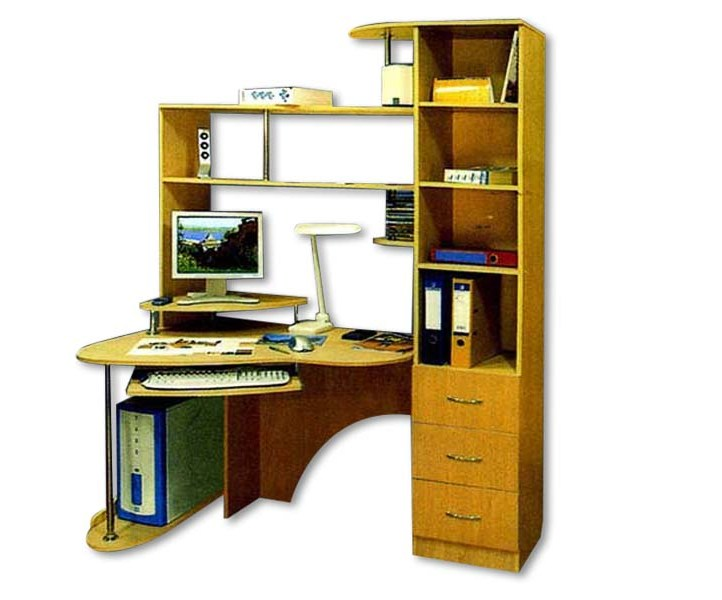 Стол для компьютера Mebelus 15677708 от mebel-top.ru