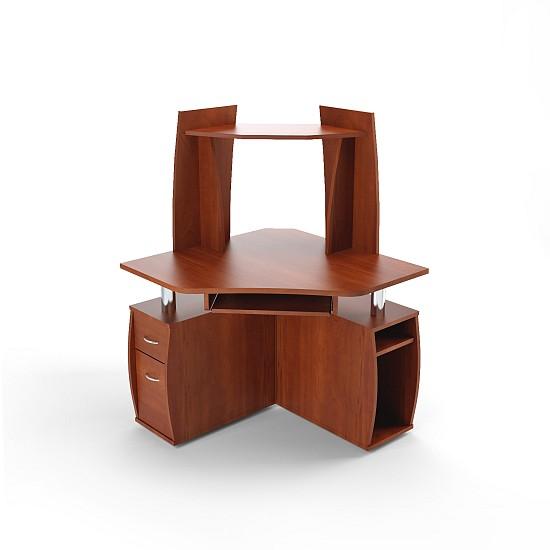 Стол компьютерный угловой с надставкой ПС 04.09.D компьютерный стол кс 20 30