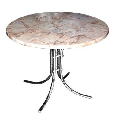 Стол обеденный круглый Соня