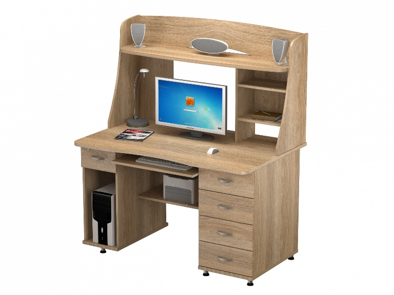 Компьютерный стол КС 20-08М1 компьютерный стол кс 20 16м3