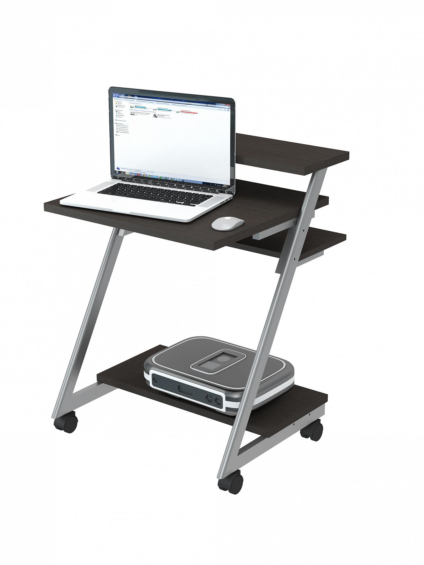 Компьютерный стол КС 20-33м3 как парашут в кс
