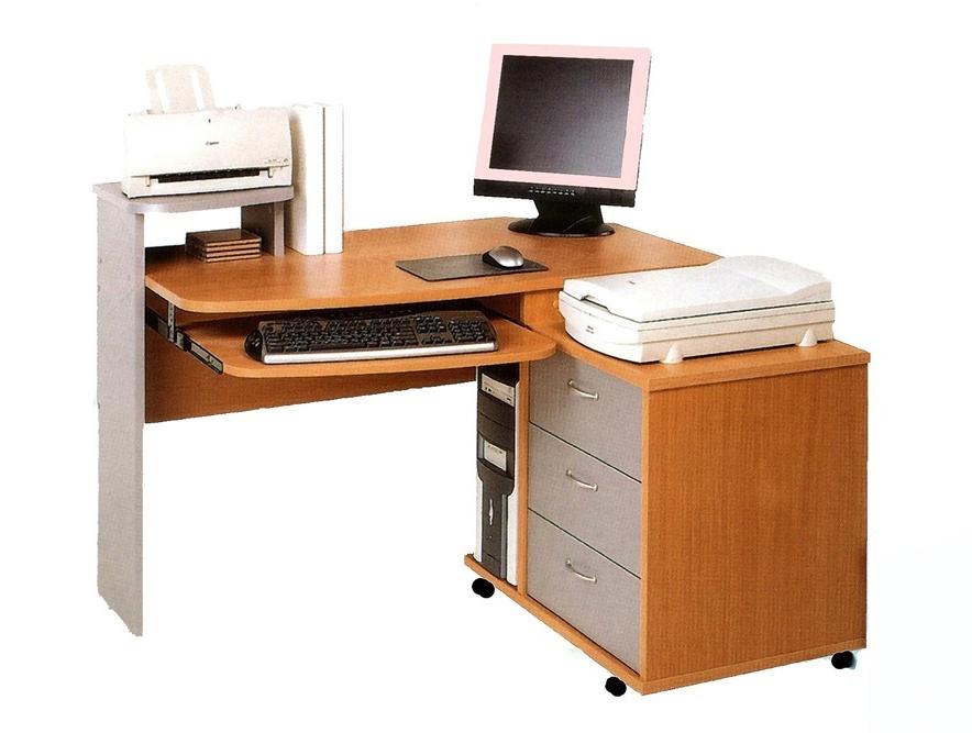 Компьютерный стол КСК-2Компьютерные столы<br>Размер: 1350/1030х630 В800/1000<br><br>Материалы: ЛДСП, кромка ПВХ<br>Полный размер (ДхГхВ): 1350/1030х630х800/1000<br>Примечание: Доставляется в разобранном виде<br>Изготовление и доставка: 6-10 дней, дни доставок среда и суббота<br>Условия доставки: Бесплатная по Москве до подъезда<br>Условие оплаты: Оплата наличными при получении товара<br>Доставка по МО (за пределами МКАД): 30 руб./км<br>Доставка в пределах ТТК: Доставка в центр Москвы осуществляется ночью, с 22.00 до 6.00 утра<br>Подъем на лифте: 300 руб.<br>Подъем без лифта: 150 руб.<br>Сборка: 10% от стоимости изделия, но не менее 1,000 руб.<br>Гарантия: 12 месяцев<br>Производство: Россия<br>Производитель: ГРОС
