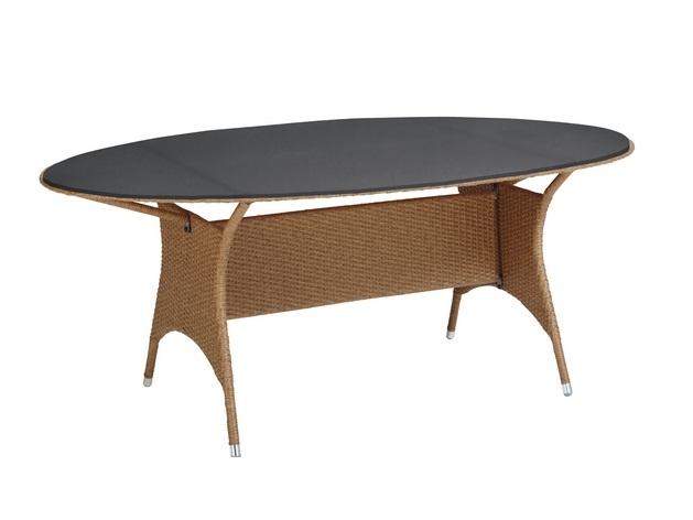 Стол овальный Medoc Kettler теннисный стол kettler axos indoor 3 серый