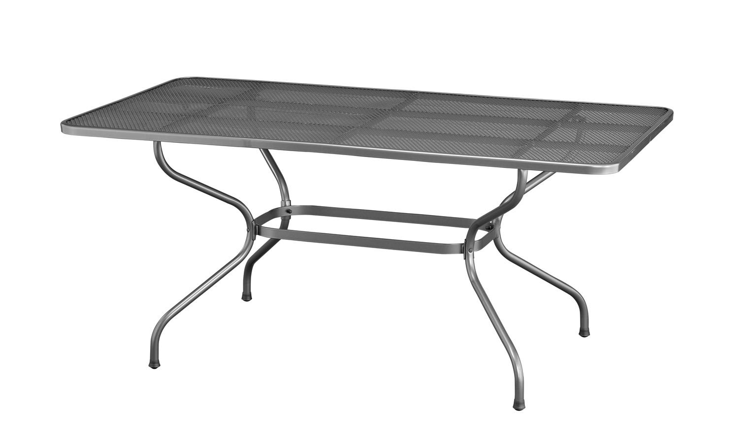 Стол металлический 160x90 (сетка) Kettler