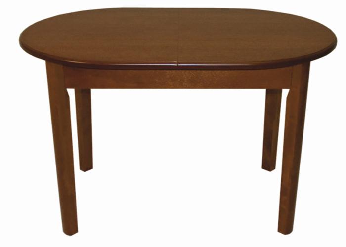 Стол обеденный овальный ВМ 40Обеденные столы<br>Размер: 106(136)х70 В75<br><br>Материалы: Массив Березы, МДФ, шпон дуба<br>Полный размер (ДхГхВ): 106/136х70х75<br>Вес товара (кг): 35<br>Цвет: Коньяк<br>Изготовление и доставка: 2-3 дня<br>Условия доставки: Бесплатная по Москве до подъезда<br>Условие оплаты: Оплата наличными при получении товара<br>Доставка по МО (за пределами МКАД): 30 руб./км<br>Подъем на лифте: 300 руб.<br>Гарантия: 12 месяцев<br>Производство: Россия<br>Производитель: Логарт (Дик)