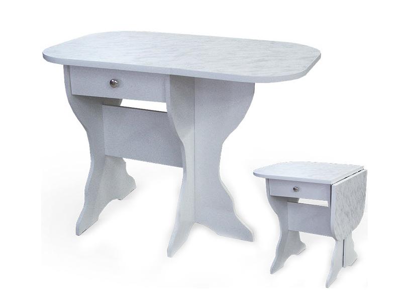 Стол обеденный СКР-1 с ящикомОбеденные столы<br>Размер: 625(1000)х770х600<br><br>Материалы: ЛДСП, кромка ПВХ, столешница термопластик<br>Полный размер (ДхВхГ): 625(1000)х770х600<br>Вес товара (кг): 24<br>Цвет: Ольха, Орех, Оникс, Мрамор, Ясень Шимо светлый<br>Примечание: Доставляется в разобранном виде<br>Изготовление и доставка: 10-14 дней<br>Количество упаковок: 1 шт<br>Условия доставки: Бесплатная по Москве до подъезда<br>Условие оплаты: Оплата наличными при получении товара<br>Доставка по МО (за пределами МКАД): 30 руб./км<br>Доставка в пределах ТТК: Доставка в центр Москвы осуществляется ночью, с 22.00 до 6.00 утра<br>Подъем на лифте: 300 руб.<br>Подъем без лифта: 150 руб./этаж<br>Сборка: 800 руб.<br>Гарантия: 12 месяцев<br>Производство: Россия<br>Производитель: МК Премиум
