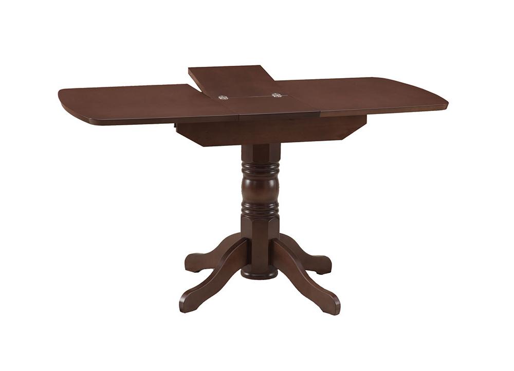 Стол обеденный раздвижной овальная крышка массив боровичи табурет круглая крышка массив вишня