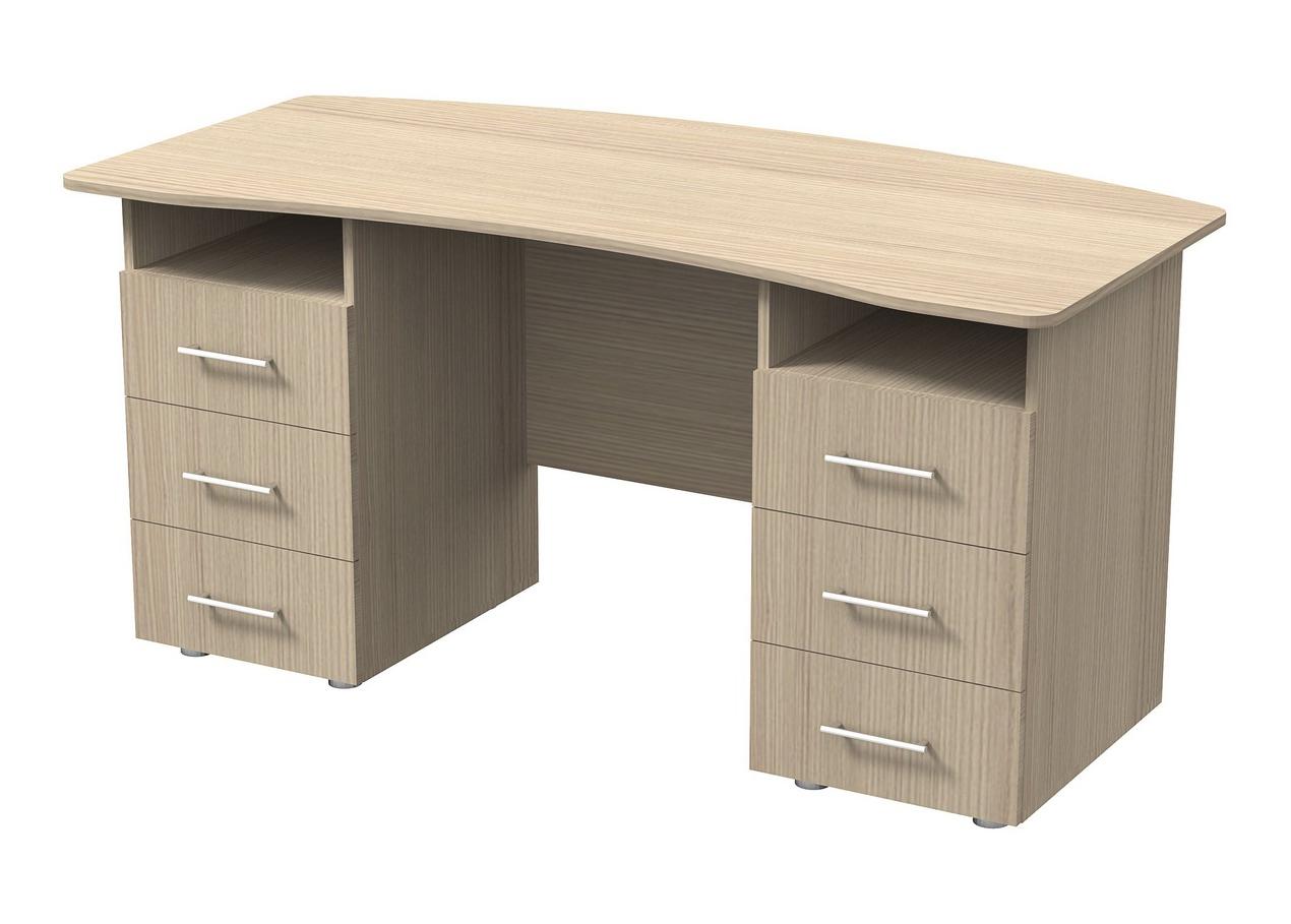 Письменный стол-3 Акцент МК Премиум