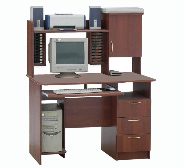 Компьютерный стол ПСК-4 компьютерный стол кс 20 30